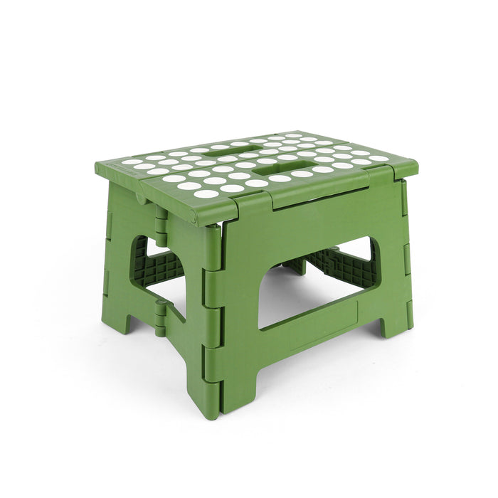 Rhino II Step Stool + Green