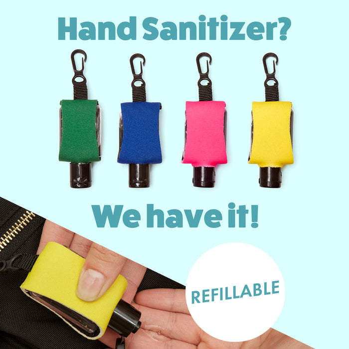 On The Go Hand Sanitizer