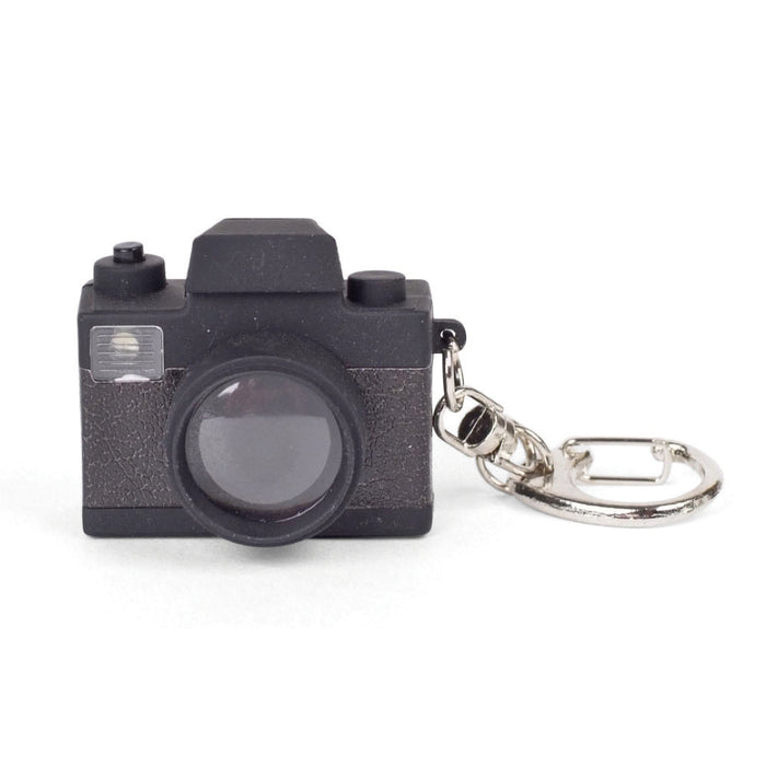 Camera LED Keychain