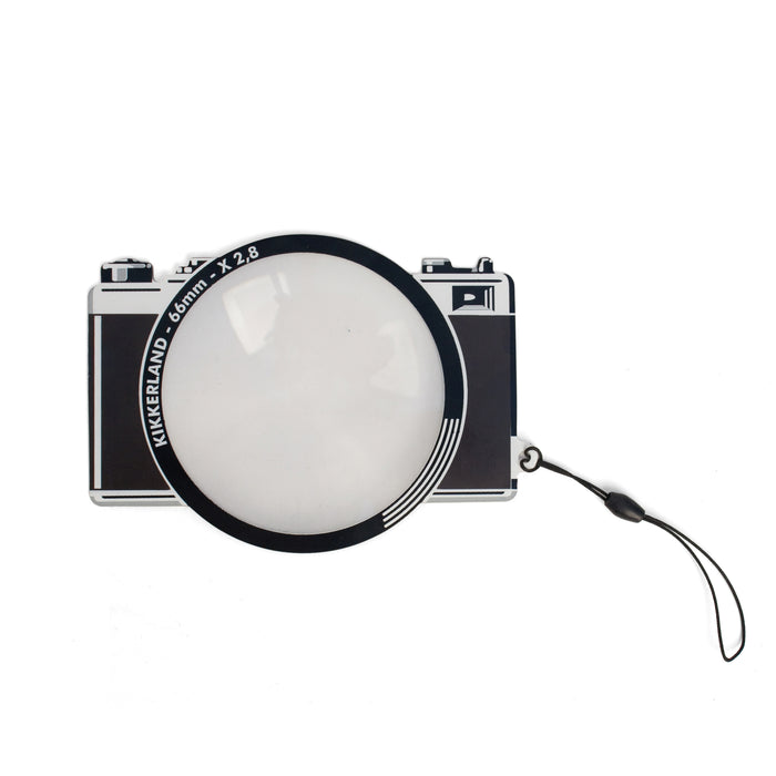 Fresnel Bookmark 66mm Camera
