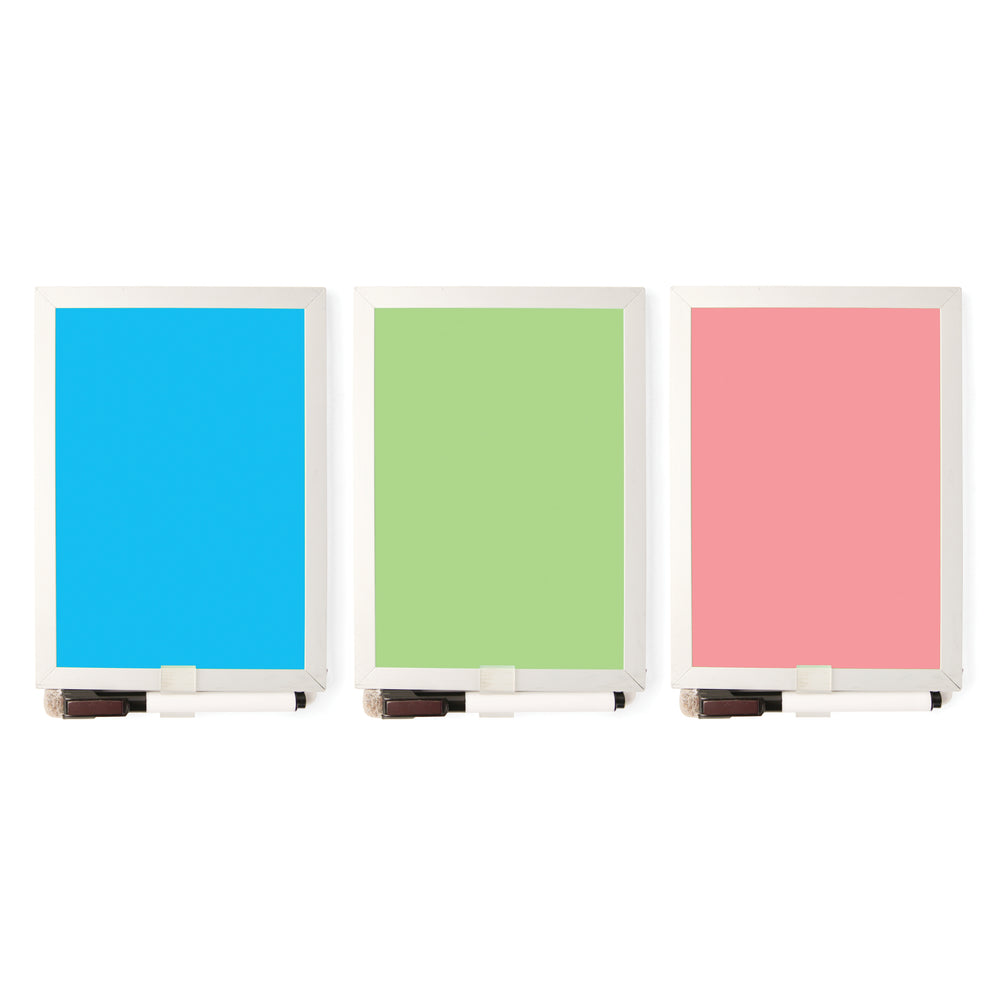 Dry Erase Board Small Assorted
