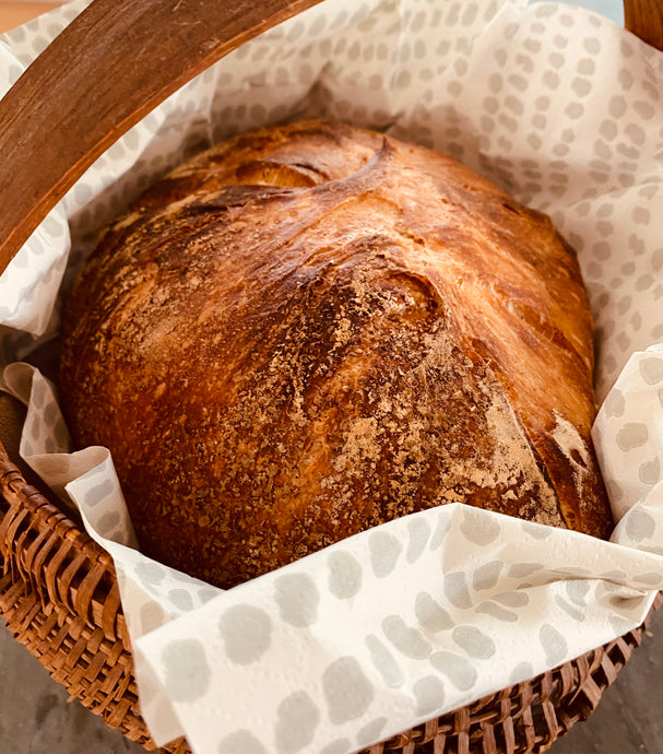 No Knead For Expertise - Delicious Bread Made Easy