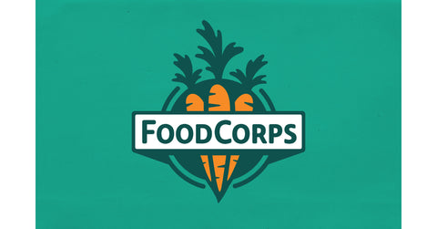 Logo for FoodCorps