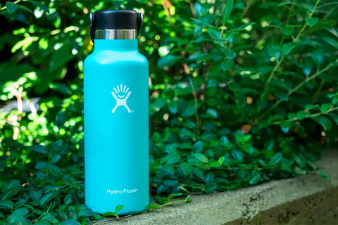 Hydro Flask Water Bottle -- excellent for the office.