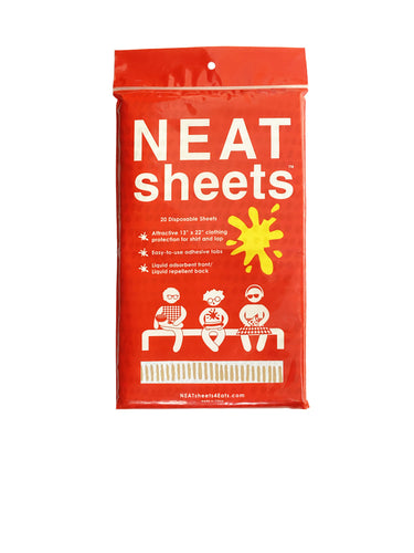 NEATsheets 20-Count Pouch