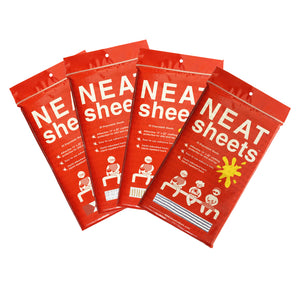 NEATsheets 80-Count Variety Pack