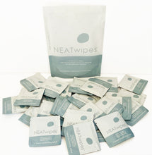 Load image into Gallery viewer, NEATwipes 24-Individually Wrapped Handwipes
