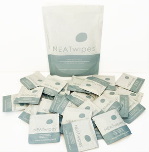 NEATwipes 24-Individually Wrapped Handwipes