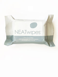 NEATwipes 30-Count Handwipes Pouch
