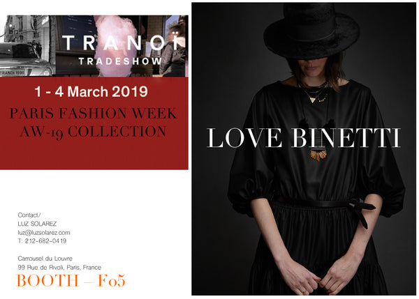 Fall / Winter 2019 - Pret-a-porter collection, Paris