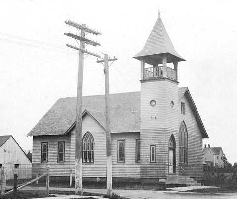 Groome Methodist