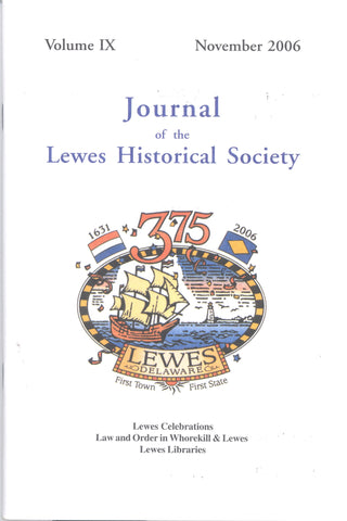 2006 LHS Journal VOL IX