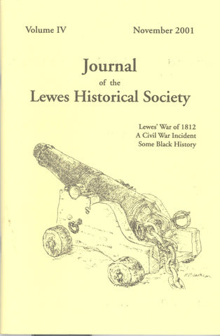 2001 LHS Journal VOL IV