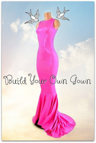 Build Your Own Puddle Train Gown - Coquetry Clothing