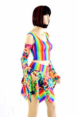 Weekender III Pixie Edition in Acid Splash & Rainbow - Coquetry Clothing