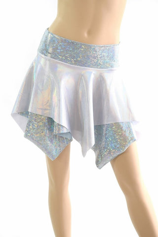 Double Layer Pixie Skirt - Coquetry Clothing