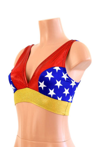 Super Hero Starlette Bralette - Coquetry Clothing