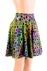 "19"" Poisonous Skater Skirt - Coquetry Clothing"