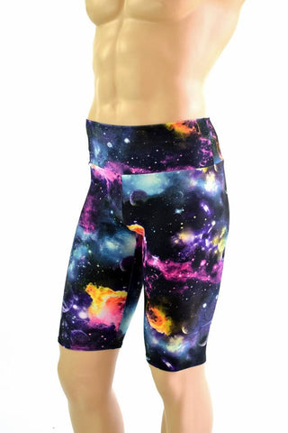 "Mens ""Sahara"" Shorts in Galaxy - Coquetry Clothing"