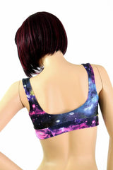 Starlette Bralette in Galaxy - Coquetry Clothing