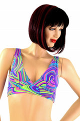 Starlette Bralette in Glow Worm - Coquetry Clothing
