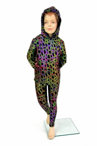 Boys Poisonous Leggings & Top Set - Coquetry Clothing
