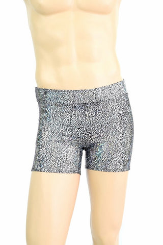 "Mens ""Rio"" Shorts in Shattered Glass - Coquetry Clothing"