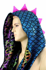 Poisonous Dragon HUGE Festival Hood - Coquetry Clothing