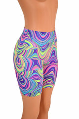 Glow Worm Bike Shorts - Coquetry Clothing