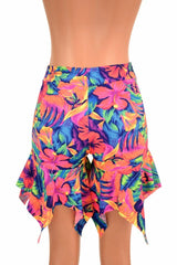 NEW STYLE Midrise Pixie Shorts - Coquetry Clothing