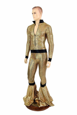 "Mens ""Funky Frank"" Catsuit - Coquetry Clothing"