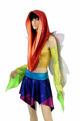 "Weekender III Pixie Edition ""RAINBOW FAIRY"" (+Wings!) - Coquetry Clothing"