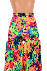 Stilt Pants in Acid Splash - Coquetry Clothing