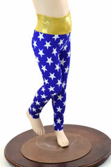 Kids Superhero Leggings - Coquetry Clothing