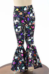 Kids Unicorns & Rainbows Bell Bottoms - Coquetry Clothing