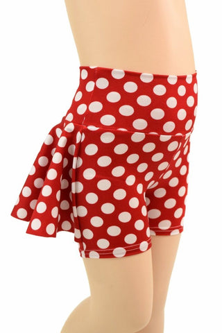 Kids Ruffle Rump Shorts - Coquetry Clothing