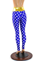 Super Hero Leggings - Coquetry Clothing