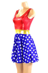 Super Hero Skater Dress