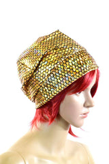 Gold Scale Lucky Fishing Hat