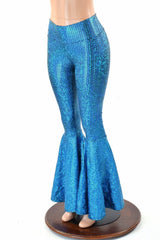 High Waist Mermaid Bell Bottom Pants - Coquetry Clothing