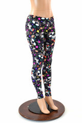 Unicorns and Rainbows Midrise Leggings - Coquetry Clothing