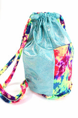 Build Your Own Drawstring Backpack - Coquetry Clothing
