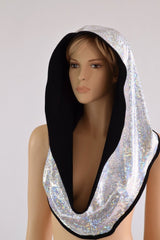 Reversible Infinity Festival Hood - Coquetry Clothing