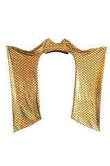 Gold Dragon Kimono Bolero - Coquetry Clothing
