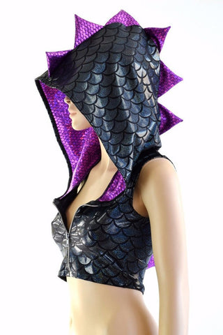 NEW! Build Your Own Zip-Up Dragon Crop