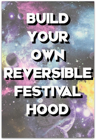 Build Your Own Festival Hood