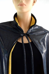 "35"" Reversible Hooded Cape"