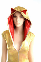ADD Cat Ears to Any Hood - Coquetry Clothing