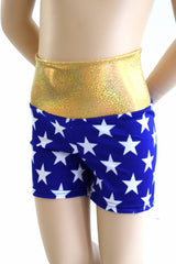 Kids Superhero Shorts