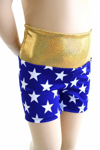 Kids Superhero Shorts - Coquetry Clothing